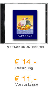 eBook: Kinderbuch Papageno